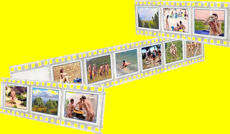 Calendario de actividades nudistas de la asociación